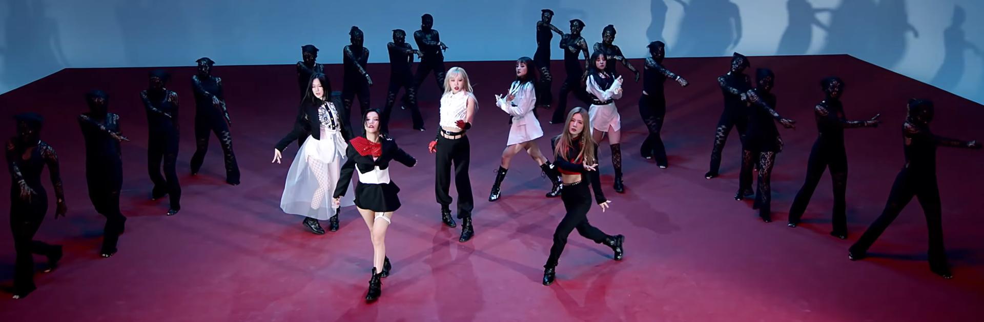 "(G)I-DLE ""Oh My God"" MV"