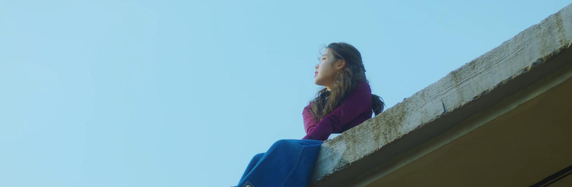 """IU Feat. SUGA """"eight"""" MV"""
