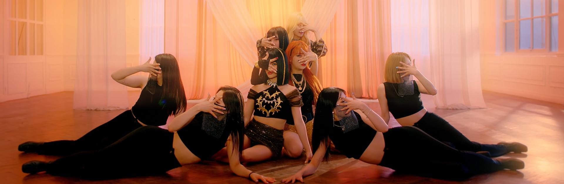 """PinkFantasy """"Shadow Play"""" MV"""