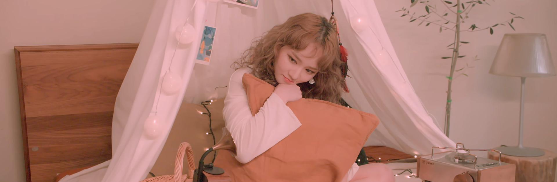 "SoJung ""Island"" MV"