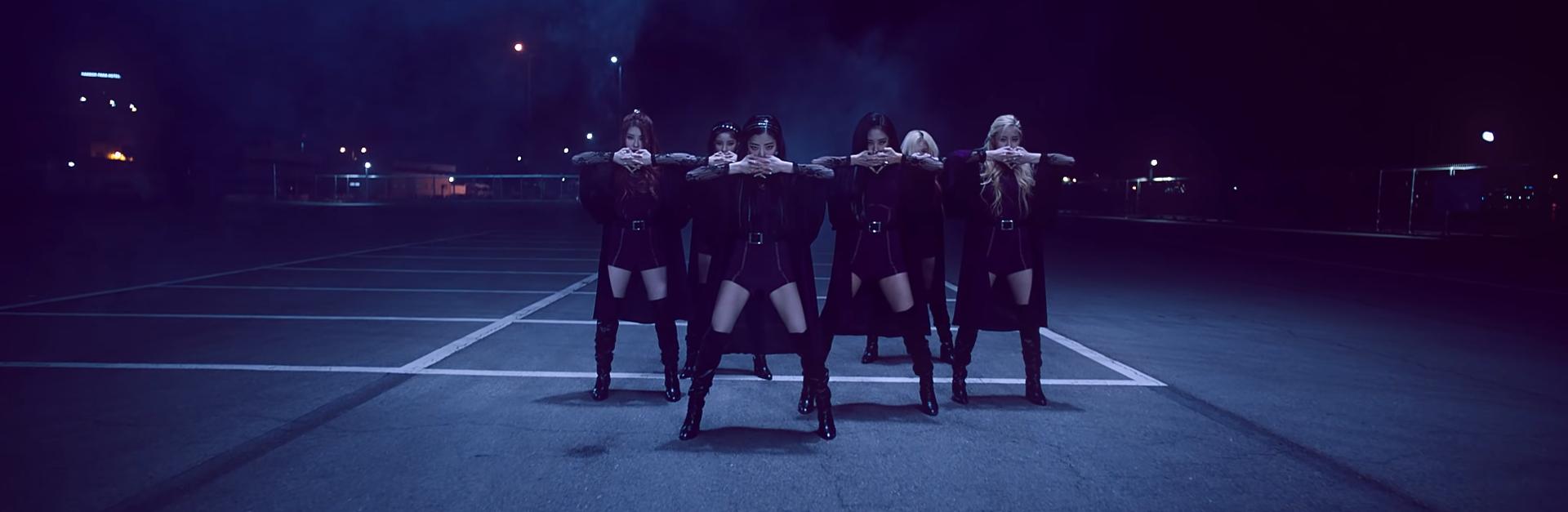 "PURPLE KISS ""My Heart Skips A Beat"" MV"