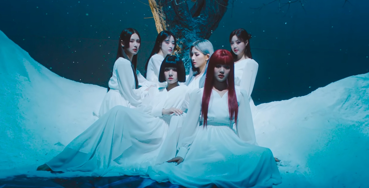 """(G)I-DLE """"HWAA"""" Music Video"""