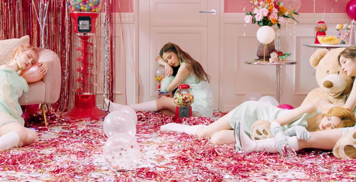 """Cherry Bullet """"Love So Sweet"""" Music Video"""