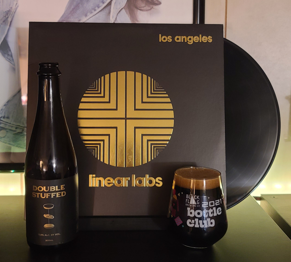 Adrian Younge & Linear Labs Presents...
